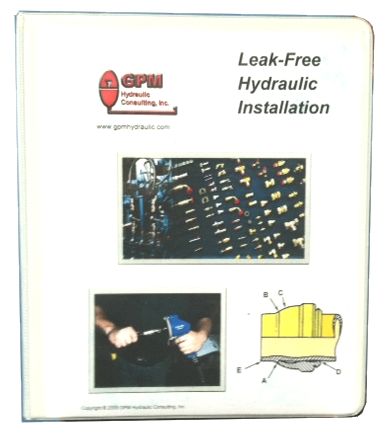 Leak-Free Hydraulic Installation